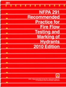 Nfpa 291 Recommended Practice For Fire Flow Testing