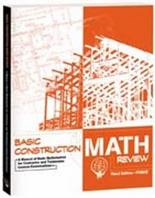 Atlas Basic Construction Math Review, 3rd Edition