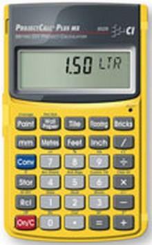 ProjectCalc Plus MX Metric Do-It-Yourself Project Calculator