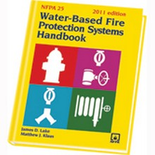 NFPA 25, Water-Based Fire Protection Systems 2011 Edition