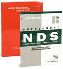 Wood Structural Design Data