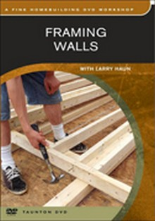 Framing Walls DVD