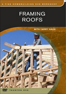 Framing Roofs DVD