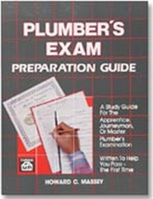 Plumbing Exam Prep Construction Book Express