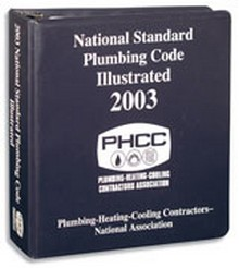 2003 National Standard Plumbing Code Illustrated