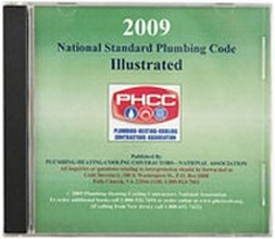 2009 National Standard Plumbing Code Illustrated - CD-ROM