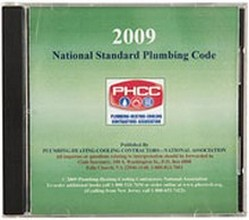 2009 National Standard Plumbing Code - CD-ROM