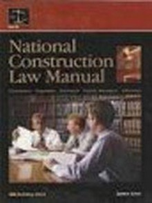 BNI National Construction Law Manual 4th Edition