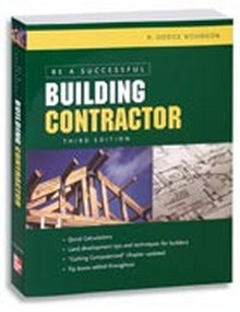 Be a Successful Building Contractor, 3rd Edition (Print on Demand)