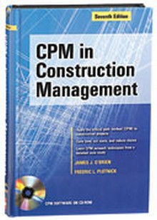 CPM in Construction Management, 7th Edition