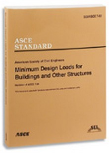 ASCE 7-02 Standard - Minimum Design Loads for Buildings and Other Structures, SEI, 2002