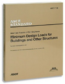ASCE 7-98 Standard - Minimum Design Loads For Buildings And Other Structures, 1998