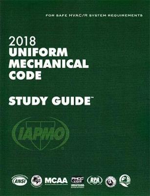 2018 Uniform Mechanical Code Study Guide