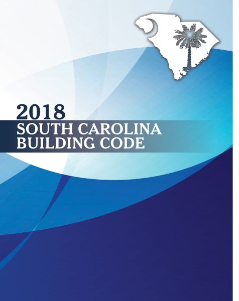 South Carolina Building Code 2018