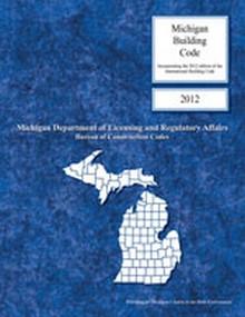 Michigan Building Code 2012