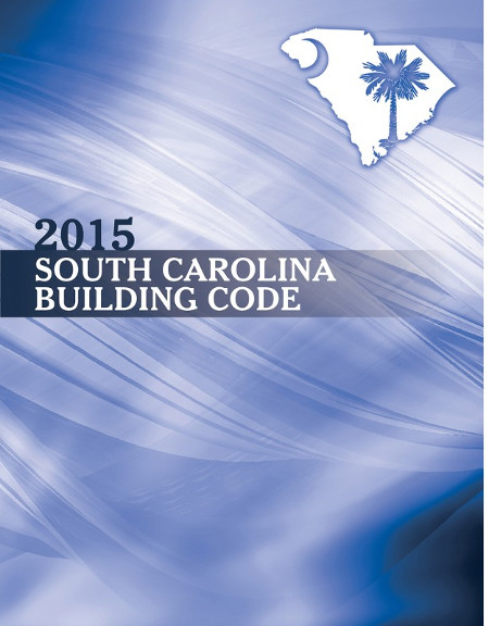 South Carolina Building Code 2015