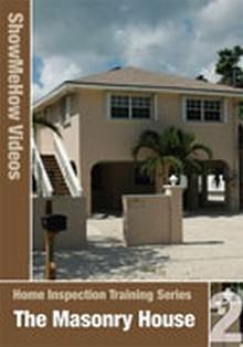 Home Inspection Training, Masonry House