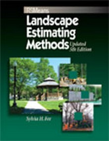 RS Means - Landscape Estimating Methods, 5th Edition