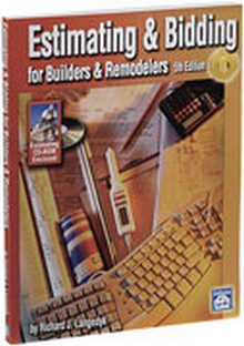 Estimating & Bidding for Builders & Remodelers, 5th Edition