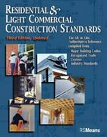 Residential & Light Commercial Construction Standards, 3rd Edition