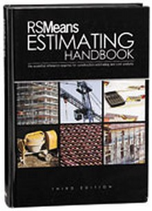 Means Estimating Handbook, 3rd Edition