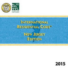 New Jersey Residential Code 2015