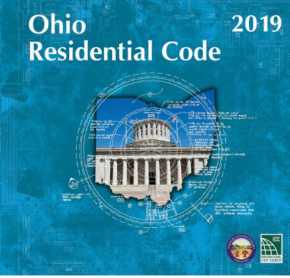 2019 Ohio Residential Code