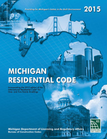 2015 Michigan Residential Code