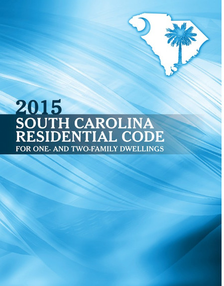South Carolina Residential Code 2015