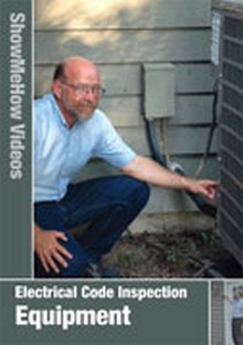 Electrical Code Inspection, Equipment