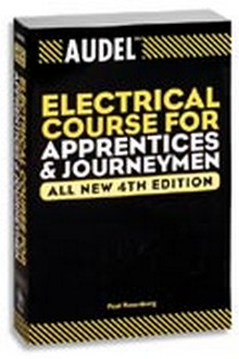 Audel Electrical Course for Apprentices and Journeymen, 4th Edition