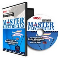 Master Electrician Electrical Exam Software, 2008