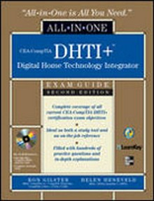 CEA-DHTI+ Digital Home Technology Integrator All-In-One Exam Guide, 2nd Edition