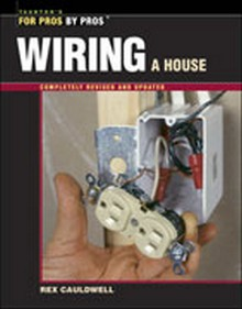 taunton s for pros by pros wiring a house  revised and Generator Rex Books Spongebob Books