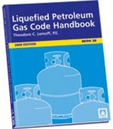 NFPA 58: LP-Gas Code Handbook, 2008 Edition