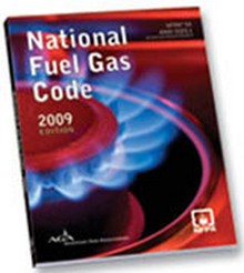 NFPA 54 - National Fuel Gas Code, 2009 Edition