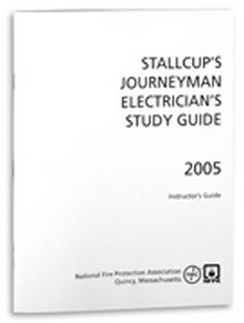 Stallcup's Journeyman Electrician's Instructor's Guide, 2005 Edition