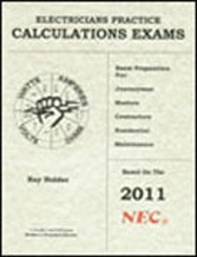 Electricians Practice Calculations Exams 2011