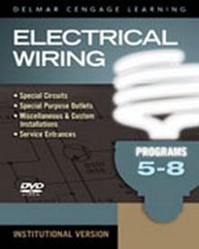 Electrical Wiring DVD Set 5-8