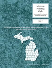 2012 Michigan Plumbing Code