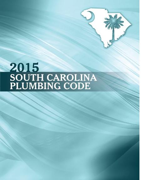 South Carolina Plumbing Code 2015