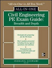 Civil Engineering All-In-One PE Exam Guide