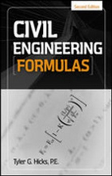 Civil Engineering Formulas, 2nd Edition