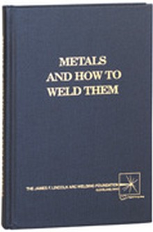 Metals and How to Weld Them, 2nd Edition