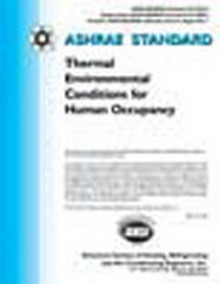 ASHRAE Standard 55-2010 - Thermal Environmental Conditions for Human Occupancy
