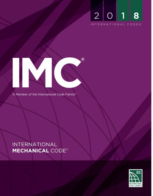2018 International Mechanical Code, Looseleaf