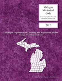 Michigan Mechanical Code 2012