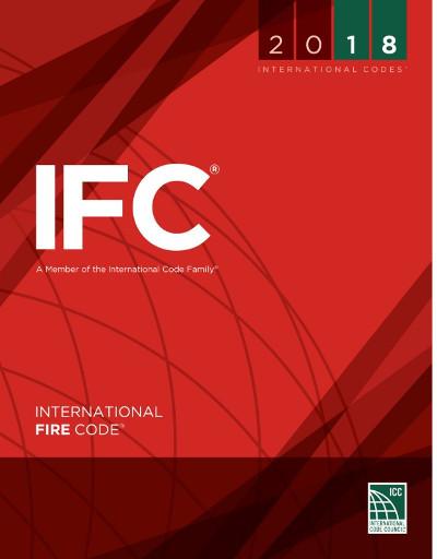 2018 International Fire Code, Looseleaf