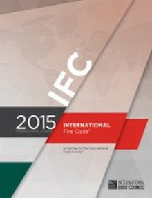 International Fire Code (IFC) 2015 Looseleaf