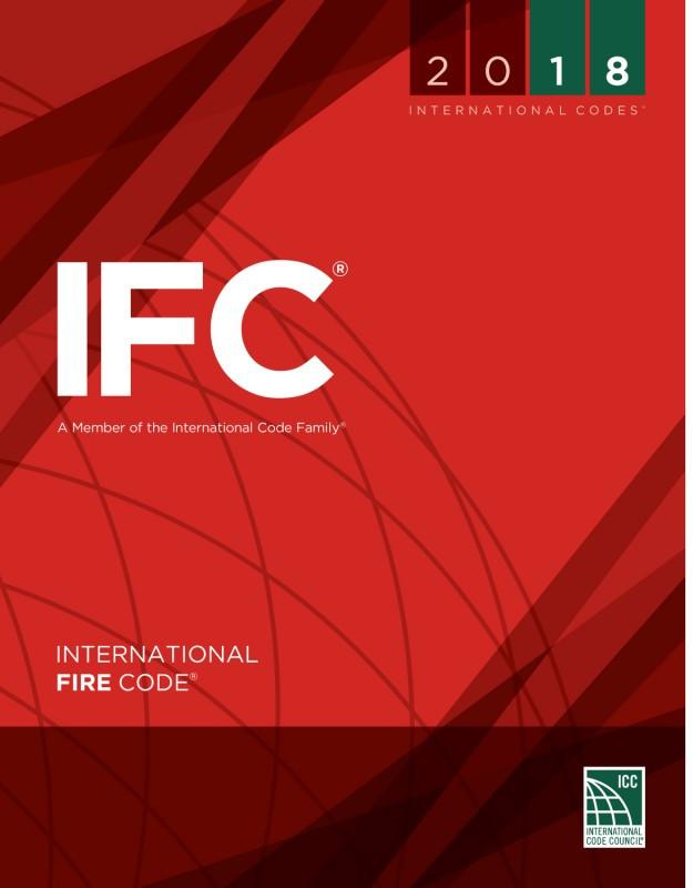 2018 International Fire Code